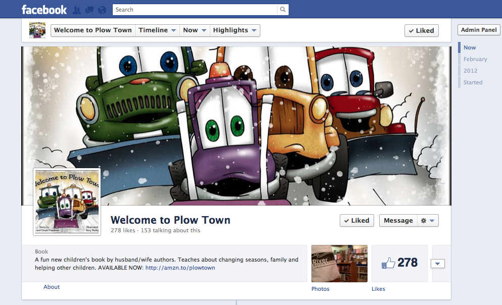 Welcome to Plow Town on Facebook