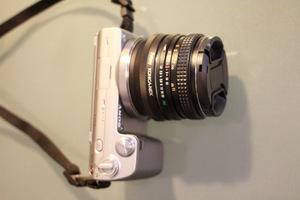 nex with konica 40mm 1.8